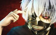 Kaneki Ken Mask 42 Widescreen Wallpaper