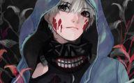 Kaneki Ken Mask 6 Background Wallpaper