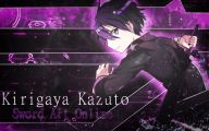 Kazuto Kirigaya 11 Anime Background