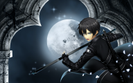 Kazuto Kirigaya 42 Background Wallpaper