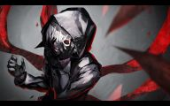 Ken Kanekiken Kaneki Tokyo Ghoul 22 Background Wallpaper