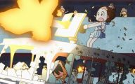 Kill La Kill Dubbed 12 Anime Background