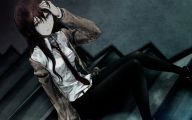 Kurisu Makise 1 High Resolution Wallpaper