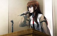 Kurisu Makise 16 Free Wallpaper