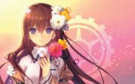 Kurisu Makise 22 Cool Hd Wallpaper