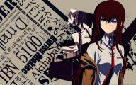 Kurisu Makise 27 Cool Hd Wallpaper