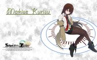 Kurisu Makise 3 Anime Background
