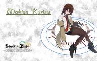 Kurisu Makise 3 Anime Background