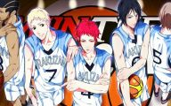 Kuroko's Basketball Cast 10 Anime Wallpaper