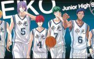Kuroko's Basketball Cast 2 High Resolution Wallpaper