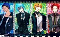 Kuroko's Basketball Cast 30 Anime Wallpaper