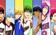 Kuroko's Basketball Cast 31 Widescreen Wallpaper