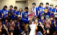 Kuroko's Basketball Cast 6 Desktop Background