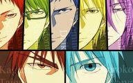 Kuroko's Basketball Cast 8 Anime Background