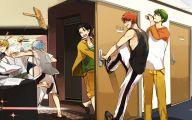 Kuroko's Basketball Characters 11 Free Hd Wallpaper