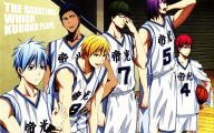Kuroko's Basketball Characters 13 Wide Wallpaper