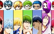 Kuroko's Basketball Characters 18 Wide Wallpaper
