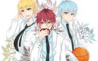 Kuroko's Basketball Characters 2 Desktop Background