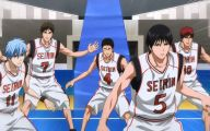Kuroko's Basketball Characters 36 Hd Wallpaper