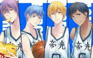 Kuroko's Basketball Characters 38 Desktop Background