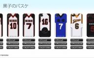 Kuroko's Basketball Characters 9 Desktop Background