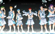 Kuroko's Basketball Manga 12 High Resolution Wallpaper