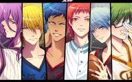 Kuroko's Basketball Manga 14 Background Wallpaper