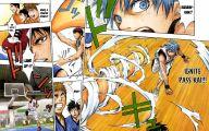 Kuroko's Basketball Manga 2 Free Wallpaper