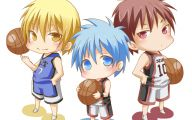 Kuroko's Basketball Manga 21 Desktop Background