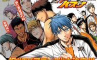 Kuroko's Basketball Manga 24 High Resolution Wallpaper