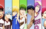 Kuroko's Basketball Manga 3 Desktop Wallpaper