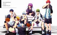 Kuroko's Basketball Manga 30 Anime Background