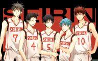 Kuroko's Basketball Manga 5 Desktop Wallpaper