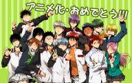 Kuroko's Basketball Manga 7 Background Wallpaper