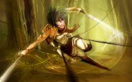 Mikasa Ackerman 13 Free Hd Wallpaper