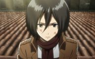 Mikasa Ackerman 14 High Resolution Wallpaper