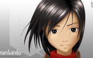 Mikasa Ackerman 37 Desktop Wallpaper