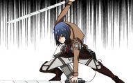 Mikasa Ackerman 38 Free Wallpaper