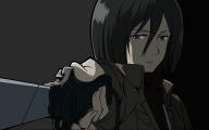 Mikasa Ackerman 40 Anime Wallpaper