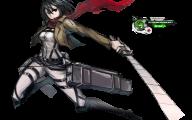 Mikasa Ackerman 43 Cool Wallpaper