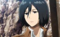 Mikasa Ackerman 9 Anime Background