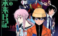 Mirai Nikki Dubbed 42 Cool Wallpaper
