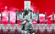 Mirai Nikki Future Diary 16 Background Wallpaper