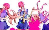 Mirai Nikki Future Diary 25 Anime Background