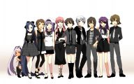 Mirai Nikki Future Diary 6 Desktop Background