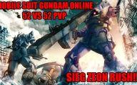 Mobile Suit Gundam Online 19 Anime Background