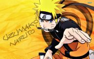 Naruto Uzumaki 19 Widescreen Wallpaper