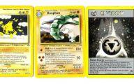 Pokemon Cards 20 Background Wallpaper