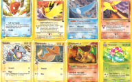 Pokemon Cards 42 Anime Background