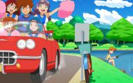 Pokemon Episodes 27 Anime Background